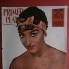 Cine: PRIMER PLANO Nº1048.1960.ESPERANZA ROY.MACK SENNETT,CHARLTON HESTON,AUDREY HEPBURN,CHAPLIN,M,MORAN.. Lote 41714138