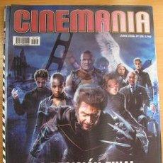 Cine: CINEMANIA Nº129 (JUNIO 2006) PORTADA HOLOGRAFICA (LEER DESCRIPCION). Lote 41715969