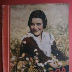 Cine: CINEGRAMAS Nº81.1936.IMPERIO ARGENTINA.ANA PAVLOVA,RICARDO NUÑEZ,MARY-LOLI HIGUERAS,MARLENE DIETRICH. Lote 41727212