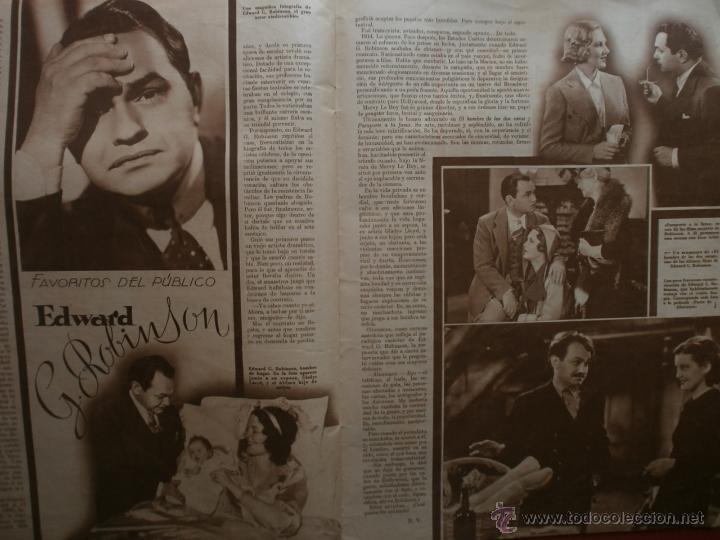 Cine: CINEGRAMAS Nº81.1936.IMPERIO ARGENTINA.ANA PAVLOVA,RICARDO NUÑEZ,MARY-LOLI HIGUERAS,MARLENE DIETRICH - Foto 13 - 41727212