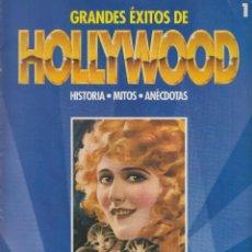 Cine: GRANDES ÉXITOS DE HOLLYWOOD - ANTES DE HOLLYWOOD - PLANETA AGOSTIN - Nº1 - PG.24. Lote 41770855