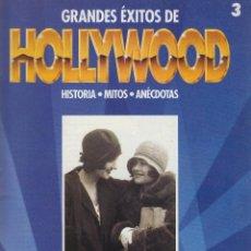 Cine: GRANDES ÉXITOS DE HOLLYWOOD Nº 3 - LA CONSOLIDACIÓN INDUSTRIAL DE HOLLYWOOD - 17 PAGS.. Lote 41771395