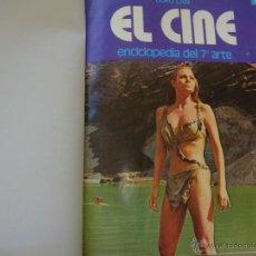 Cine: TOMO CON 20 FASCICULOS DE ENCICLOPEDIA EL 7 ARTE DE BURU LAN. Lote 41785758