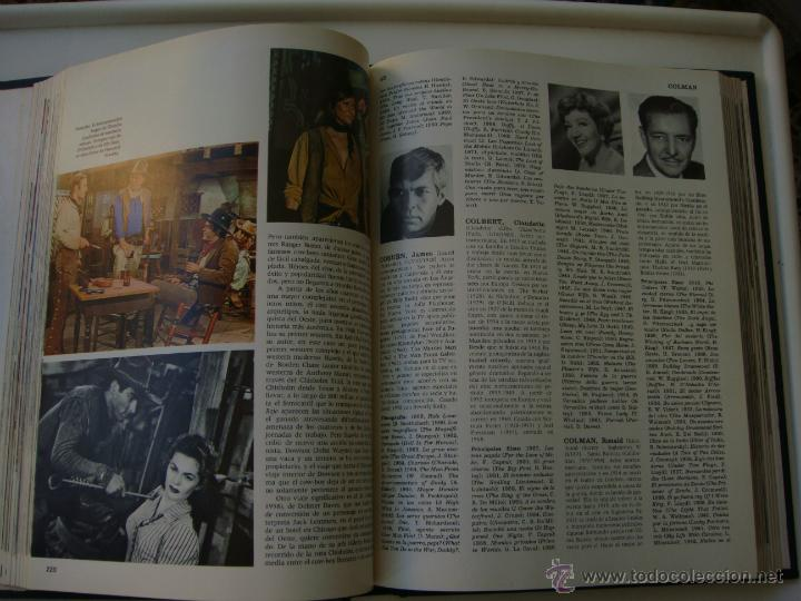 Cine: tomo con 20 fasciculos de enciclopedia el 7 arte de buru lan - Foto 4 - 41785758