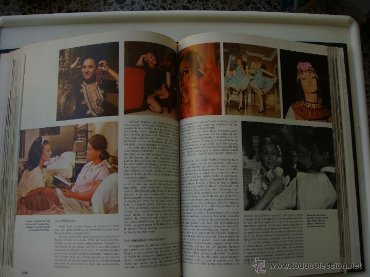 Cine: tomo con 20 fasciculos de enciclopedia el 7 arte de buru lan - Foto 5 - 41785758