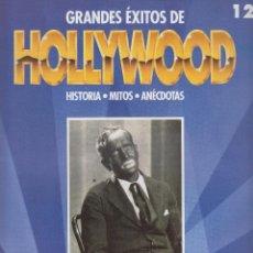 Cine: GRANDES ÉXITOS DE HOLLYWOOD Nº 12 - HOLLYWOOD HABLA - PLANETA AGOSTIN - 17 PAGS.. Lote 41794200