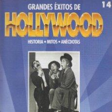 Cine: GRANDES ÉXITOS DE HOLLYWOOD Nº 14 - HOLLYWOOD RIE - PLANETA AGOSTIN - 17 PAGS.. Lote 41794283