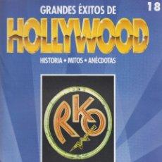 Cine: GRANDES ÉXITOS DE HOLLYWOOD Nº 18 - UN CIUDADANO EN HOLLYWOOD - PLANETA AGOSTIN - 17 PAGS.. Lote 41794376