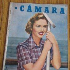 CAMARA - nº 198 año XI 1 abril 1951 - Debbie Reynolds