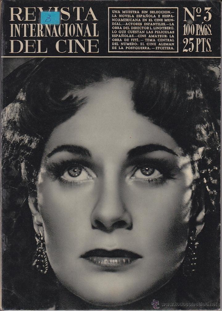 Cine: REVISTA INTERNACIONAL DEL CINE - ENCICLOPEDIA CINEMATOGRÀFICA - 43 NÚMEROS - Foto 4 - 32619944