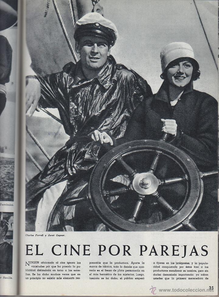 Cine: REVISTA INTERNACIONAL DEL CINE - ENCICLOPEDIA CINEMATOGRÀFICA - 43 NÚMEROS - Foto 5 - 32619944