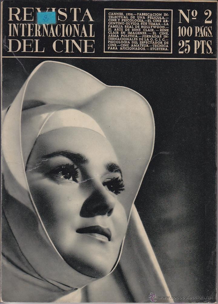 Cine: REVISTA INTERNACIONAL DEL CINE - ENCICLOPEDIA CINEMATOGRÀFICA - 43 NÚMEROS - Foto 8 - 32619944