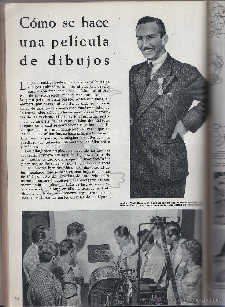 Cine: REVISTA INTERNACIONAL DEL CINE - ENCICLOPEDIA CINEMATOGRÀFICA - 43 NÚMEROS - Foto 9 - 32619944