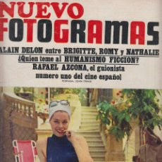 Cine: REVISTA NUEVO FOTOGRAMAS - Nº 1039 - AÑO 1968 -JOAN CRANE - 47 PAGS.. Lote 41873525