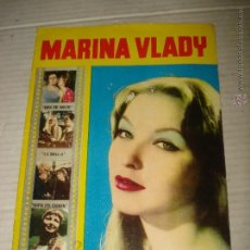 Cine: ANTIGUA REVISTA PARA MAYORES COLECCIÓN CINECOLOR CON MARINA VLADY - AÑO 1958. Lote 41969487