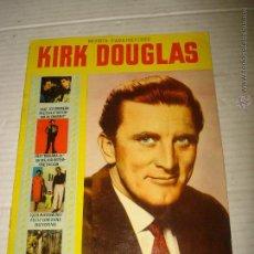 Cine: ANTIGUA REVISTA PARA MAYORES COLECCIÓN CINECOLOR CON KIRK DOUGLAS - AÑO 1958. Lote 41969630