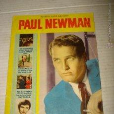 Cine: ANTIGUA REVISTA PARA MAYORES COLECCIÓN CINECOLOR CON PAUL NEWMAN - AÑO 1958. Lote 41969684