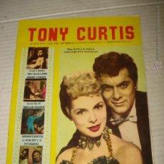 Cine: ANTIGUA REVISTA PARA MAYORES COLECCIÓN CINECOLOR CON TONY CURTIS - AÑO 1958. Lote 41969858