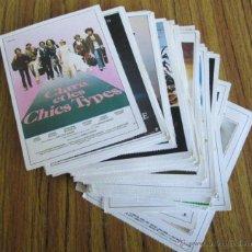 Cine: 100 FOLLETOS CINE EN FRANCÉS - REVISTA PREMIERS PELÍCULAS +/- 1977 A 1986. Lote 42013765