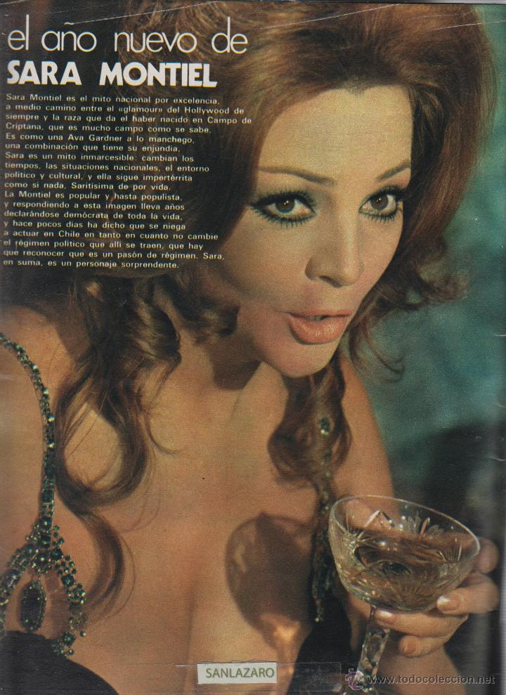 Cine: REVISTA NUEVO FOTOGRAMAS - Nº 1474 - AÑO 1977-SARA MONTIEL-G.PECK-N.ESPERT-47 PAG. - Foto 2 - 42127326