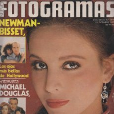Cine: REVISTA NUEVO FOTOGRAMAS - Nº1616- AÑO 1979-ANA BELÉN--M.DOUGLAS- 47PAG.. Lote 42151109