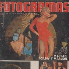 Cine: REVISTA NUEVO FOTOGRAMAS- Nº1419- AÑO 1975-J.CAAN-ROSA VALENTI-ESTHER WILLIAMS-47 PAG.. Lote 42234615