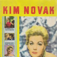 Cine: CINECOLOR Nº 18 - KIM NOVAK. Lote 42277444