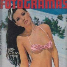 Cine: REVISTA NUEVO FOTOGRAMAS- Nº1386- AÑO1975-MªJOSÉ CANTUDO--BERLANGA--E.PRESLEY-S.SARANDON- 47 PAG.. Lote 42277758