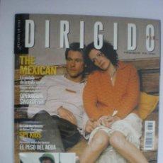 Cine: REVISTA DIRIGIDO POR-Nº303--JUL/AG. 2001-ESPECIAL CINE BÉLICO/R. RODRÍGUEZ/BIGELOW/D.SENA/VERBINSKI. Lote 42394515