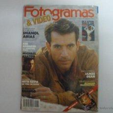 Cine: REVISTA FOTOGRAMAS Nº 1757 - ABRIL 1989 KIM BASINGER IMANOL ARIAS. Lote 42406132