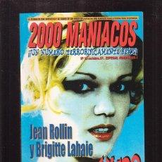 Cine: 2000 MANIACOS Nº 19 OCTUBRE 1997. Lote 42472673