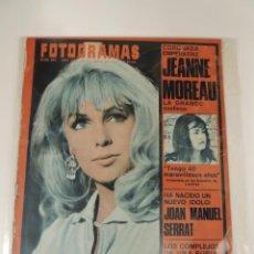 Cine: REVISTA FOTOGRAMAS Nº 965 - 1967 - STELLA STEVENS (PORTADA) JEANNE MOREAU JOAN MANUEL SERRAT. Lote 42560791