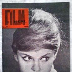 Cine: FILM IDEAL - Nº 64 - 1961 - ALEXANDRA ZAWIERUSZANKA, VITTORIO DE SICA, JULIA GUTIERREZ CABA. Lote 42668729