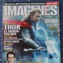 Cine: IMAGENES DE ACTUALIDAD - Nº 336 - THOR - SUPERMAN RENACE EL HOMBRE DE ACERO - MONSTRUOS UNIVERSITY. Lote 42780985