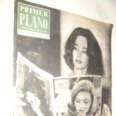 Cine: PRIMER PLANO, REVISTA ESPAÑOLA DE CINEMATOGRAFÍA. Nº 1.184 - 1963 - LESLIE CARON. Lote 42913158