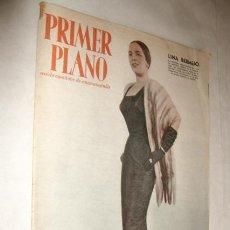 Cine: REVISTA PRIMER PLANO, REVISTA ESPAÑOLA DE CINEMATOGRAFÍA. Nº 913 - 1958. LINA BERMEJO. Lote 42913215