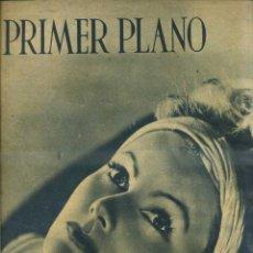 Cine: PRIMER PLANO Nº 86 GRETA GARBO (1942). Lote 43267881