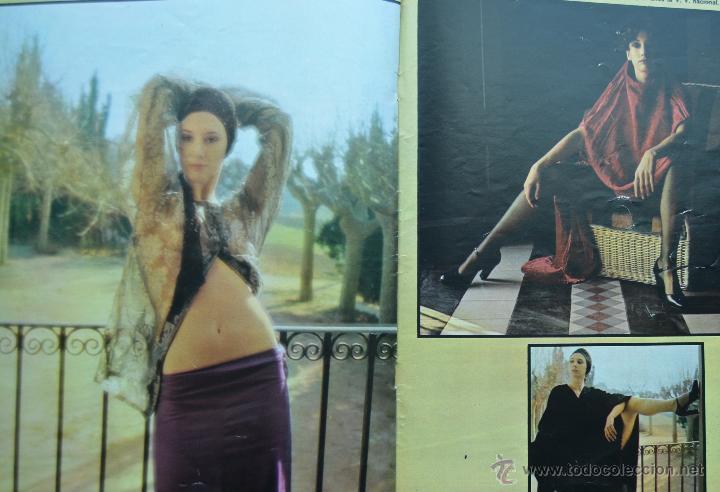 Cine: FOTOGRAMAS Nº 1323 - FEBRERO 1974 - TARZAN - ROCIO DURCAL - RAPHAEL - SERRAT - Foto 2 - 43400351