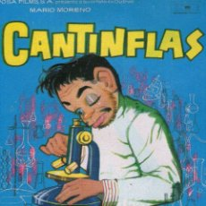 Cine: RECORTES DE CANTINFLAS. Lote 43510488