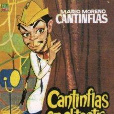 Cine: RECORTES DE CANTINFLAS. Lote 43510535