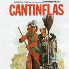 Cine: RECORTES DE CANTINFLAS. Lote 43510585