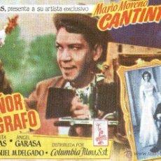 Cine: RECORTES DE CANTINFLAS. Lote 43510609