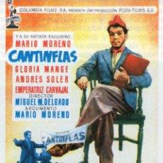 Cine: RECORTES DE CANTINFLAS. Lote 43510614