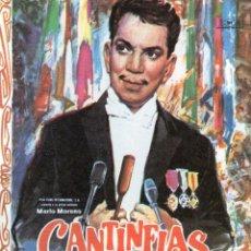 Cine: RECORTES DE CANTINFLAS. Lote 43510646
