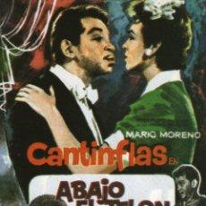 Cine: RECORTES DE CANTINFLAS. Lote 43510650