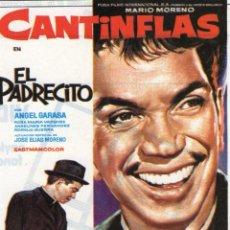 Cine: RECORTES DE CANTINFLAS. Lote 43510902