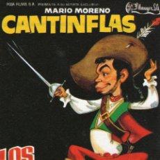 Cine: RECORTES DE CANTINFLAS. Lote 43511467