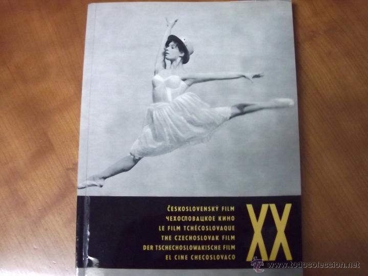 EL CINE CHECOSLOVACO XX ANUARIO FILMEXPORT 1964-65 (Cine - Revistas - Cine Mundial)
