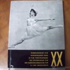 Cine: EL CINE CHECOSLOVACO XX ANUARIO FILMEXPORT 1964-65. Lote 43589213