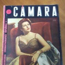 Cine: REVISTA CÁMARA Nº 39 - 1944 PASTORA PEÑA. Lote 43616324